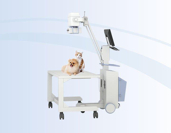 VET1010 Vet Mobile Digital Radiography System