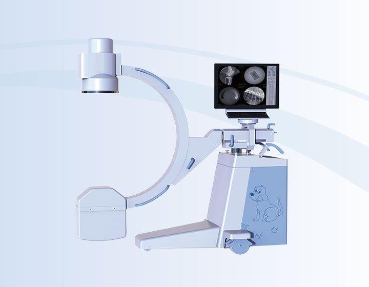 Vet Mobile Digital C-arm System