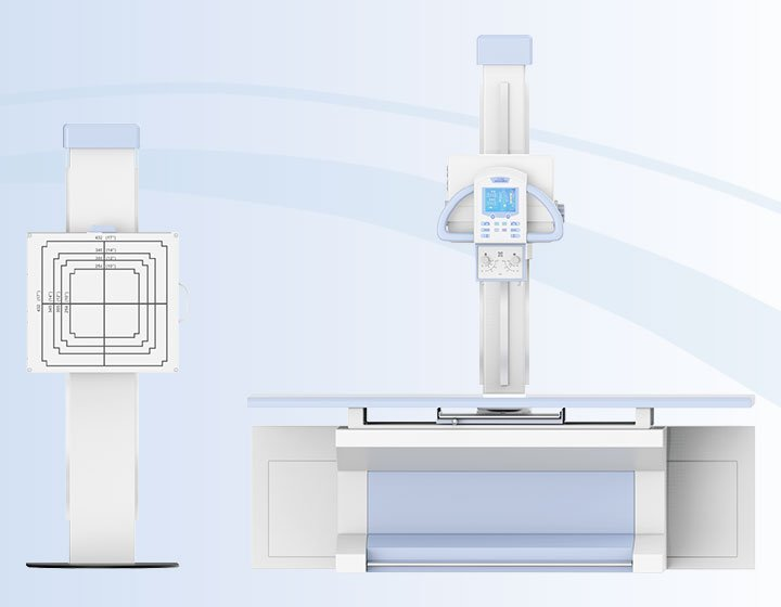 PLX160A-High-Frequency-X-ray-Radiography-System